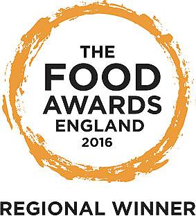 Food Awards England 2016 Regional Winner-min