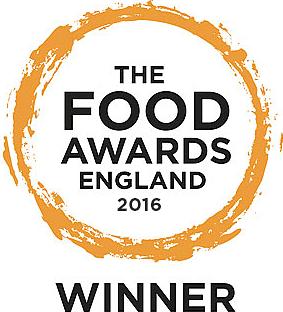 Food Awards England 2016 Winner-min
